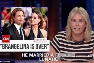 """Подруга Дженнифер Энистон высмеяла Джоли и назвала ее """"чертовым лунатиком"""""""