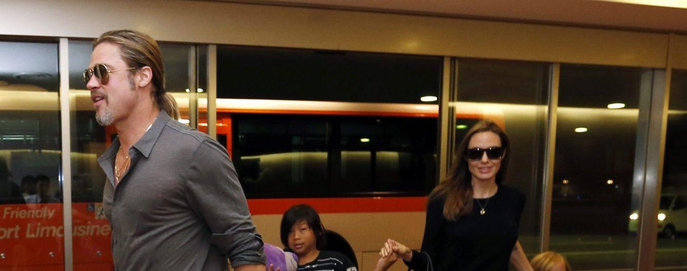 Проти Бреда Пітта відкрили кримінальне провадження за жорстоке поводження з дітьми - ЗМІ