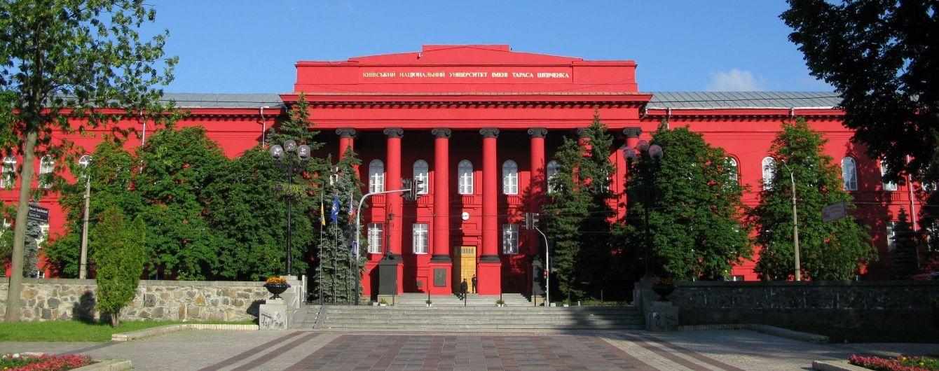 Українські університети потрапили до рейтингу найкращих у світі. Інфографіка