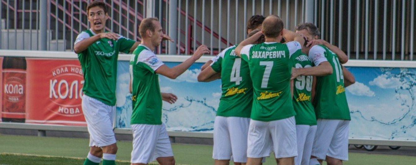 Останній клуб із Одеси вилетів з Кубка України