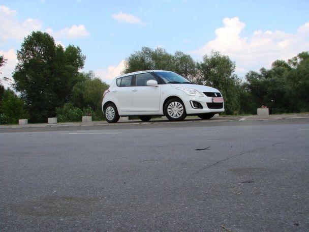 Suzuki Swift: Необычное знакомство