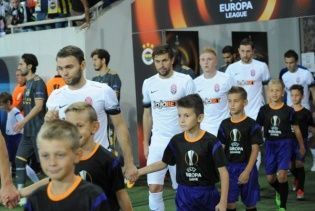 УЕФА изменил время матчей украинских клубов в Лиге Европы