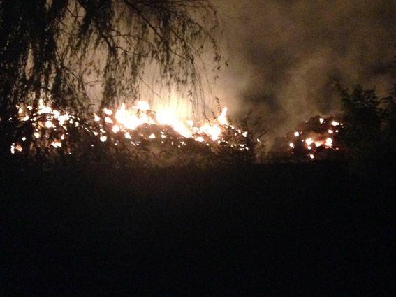 У сумнозвісному Кривому Озері сталася масштабна пожежа_2