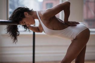 Instagram обольстительной балерины и первый снег в Украине. Тренды соцсетей