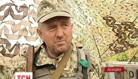 Защитники Золотого удивлены решением об отводе войск на их участке