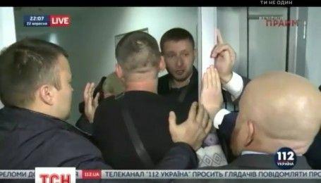 Нардепы Парасюк и Вилкул повздорили в эфире одного из телеканалов