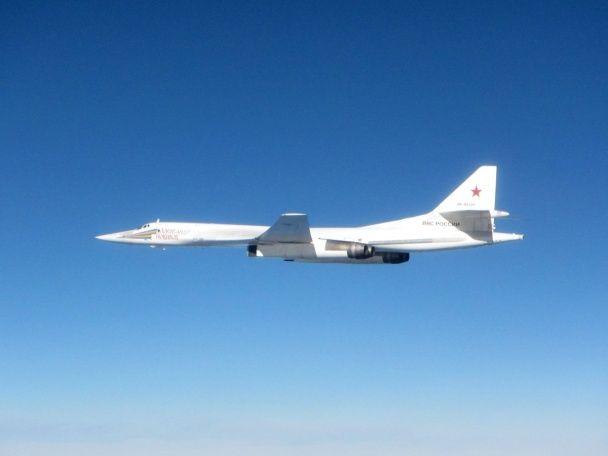 Великобритания засекла российские истребители у своих воздушных границ