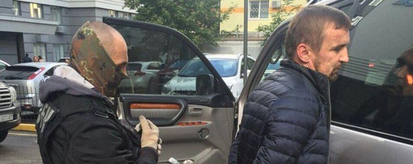 """Директора ГП """"Коневодство Украины"""" поймали на взятке в $ 30 тыс"""