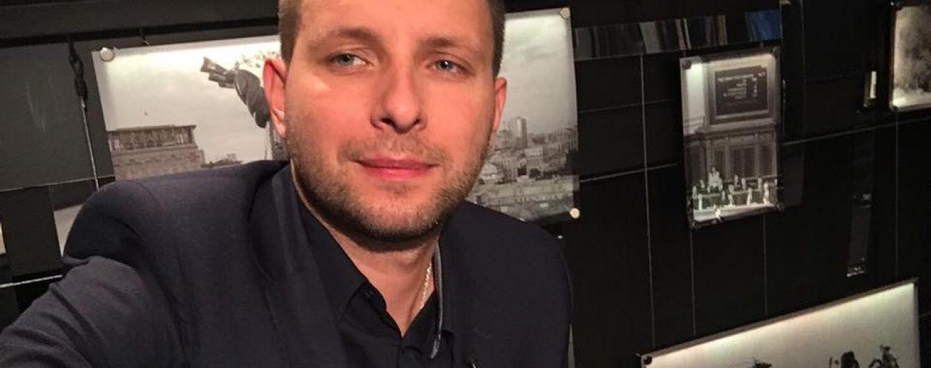"""Перед """"боевым"""" телеэфиром Парасюк спрашивал у юзеров Facebook, что делать с Вилкулом"""