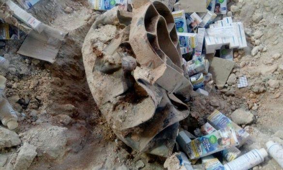 розслідування Bellingcat щодо гумконвою у Сирії_1