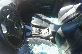 На Львовщине сержант полиции украл автомобиль BMW