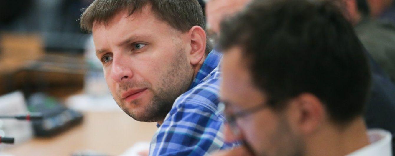 Деканоидзе сообщила об открытии уголовного дела из-за драки Парасюка и Вилкула