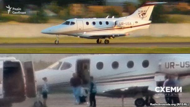 Кононенко і літак