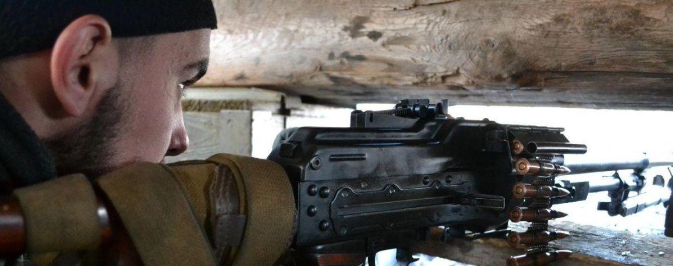 Проросійські бойовики 15 разів обстрілювали українські позиції. Хроніка АТО