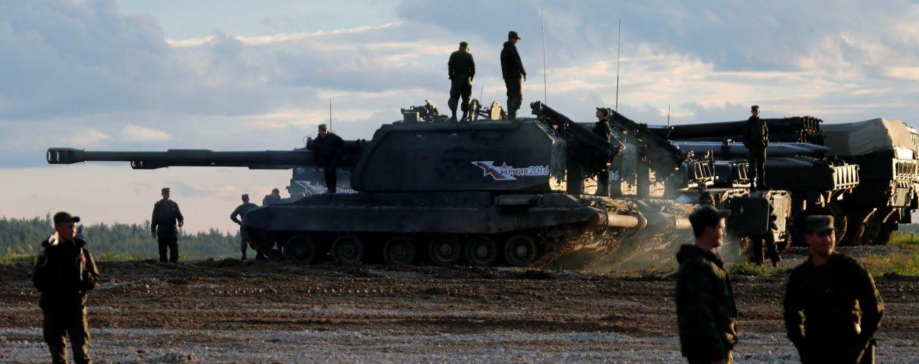 Боевики из тяжелых минометов накрыли позиции сил АТО в Крымском