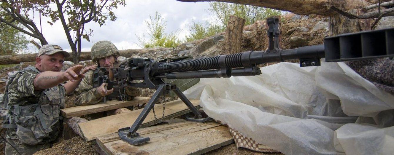 """Бойовики на Донбасі ще 11 разів """"розстріляли"""" мирні домовленості. Хроніка АТО"""