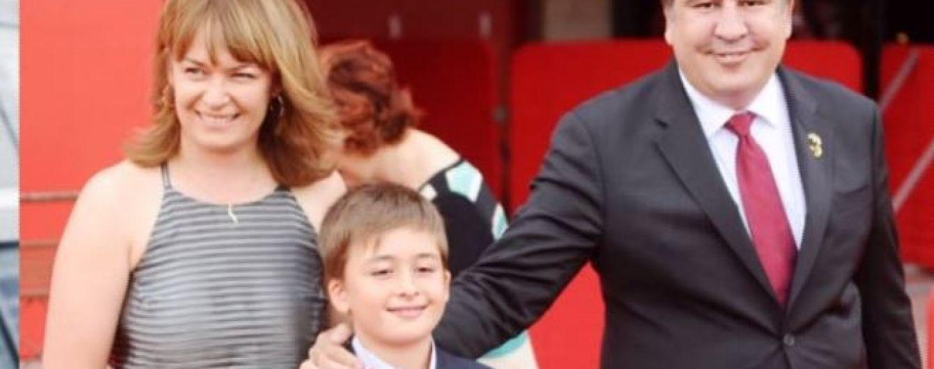Дружина Саакашвілі збирається балотуватися до парламенту Грузії