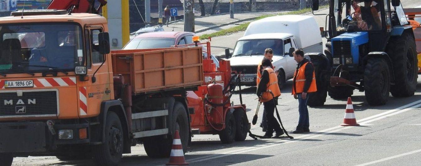С масштабным ремонтом дорог Украине поможет Всемирный банк
