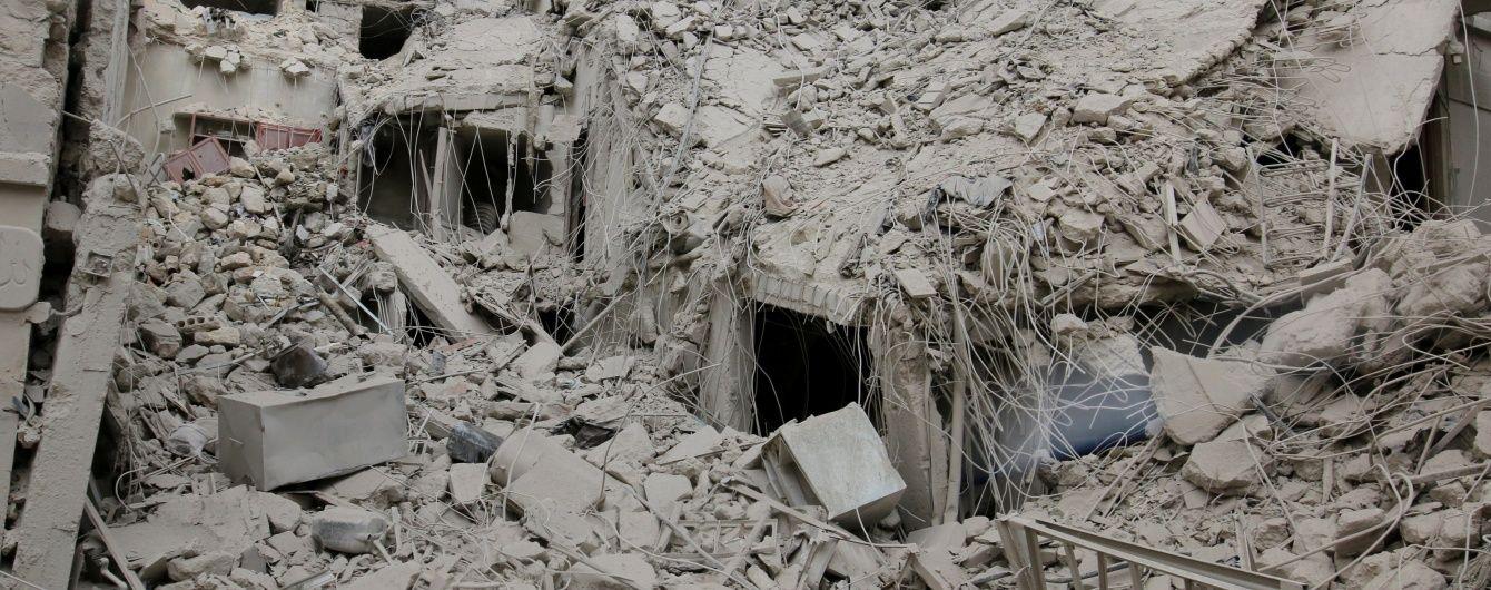 """РФ знову продовжила """"гуманітарну паузу"""" у сирійському Алеппо"""