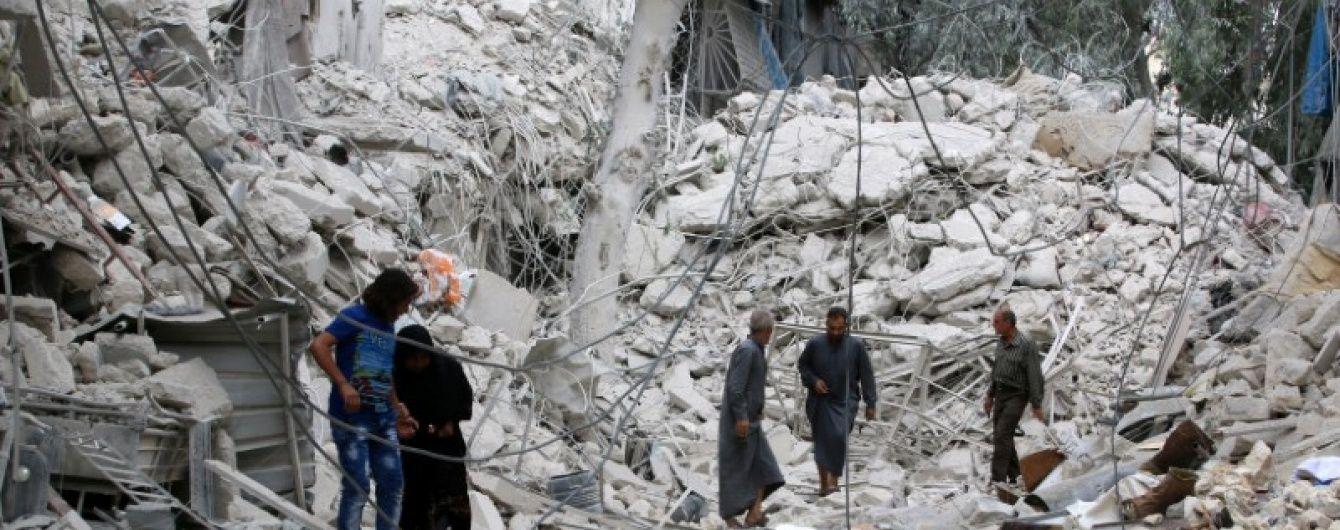 Сирія звинуватила США у свідомій підтримці ІД