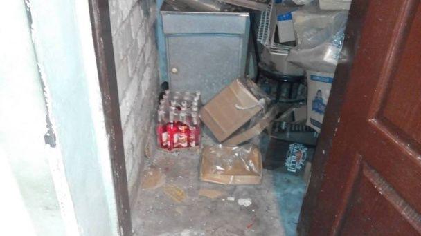 """Харьковские фискалы показали, как выглядит водка-""""убийца"""""""