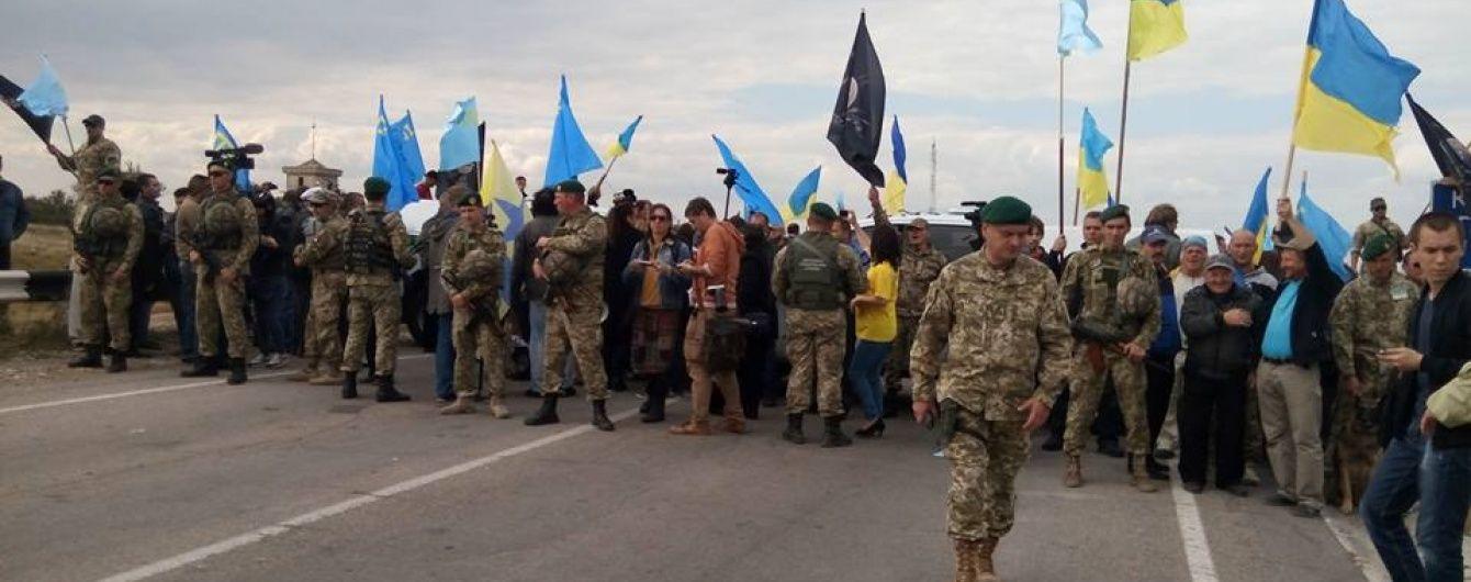 Кримські татари пояснили, що їм дала блокада півострова рік тому