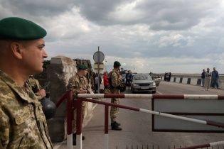 Окупанти ліквідують свої блокпости на адмінкордоні з Кримом - прикордонна служба