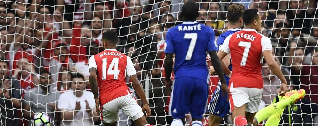 """""""Арсенал"""" пошматував """"Челсі"""" у лондонському дербі чемпіонату Англії"""