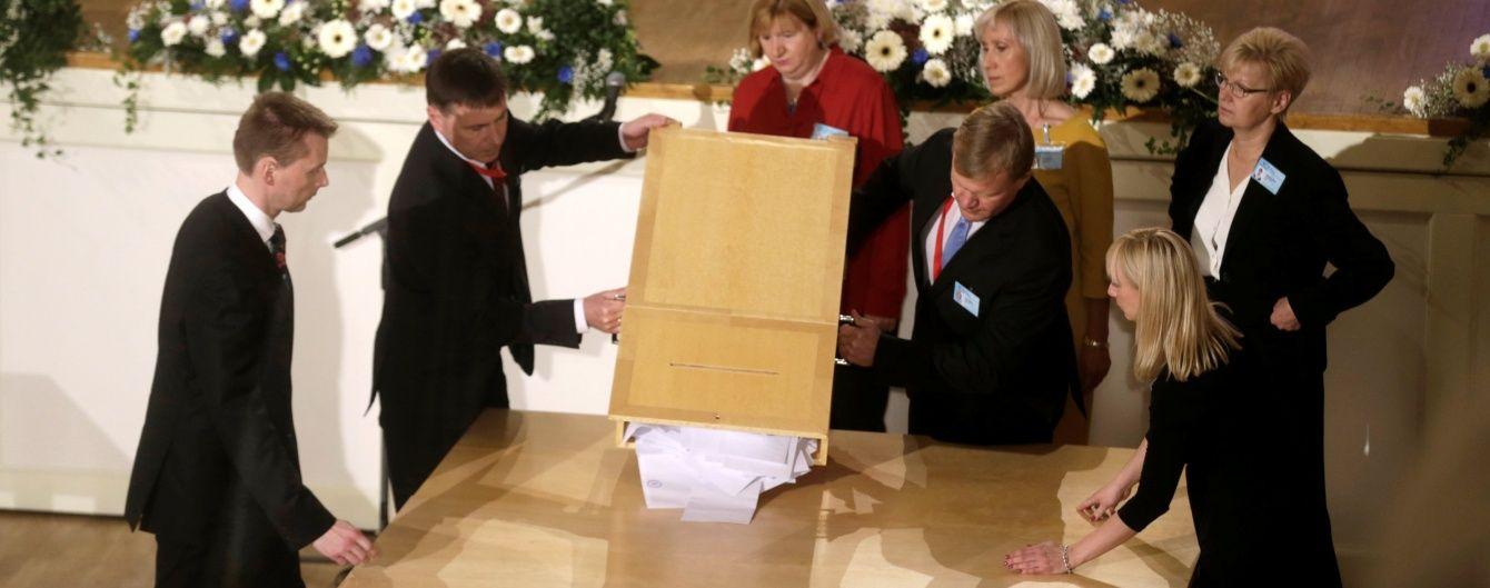 В Эстонии не смогли выбрать президента. Запускают пятую попытку голосования