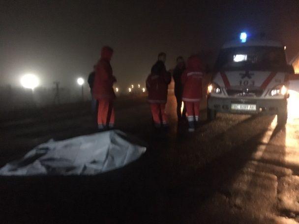 Ночные ужасы возле Львова. В густом тумане произошли сразу две смертельные аварии