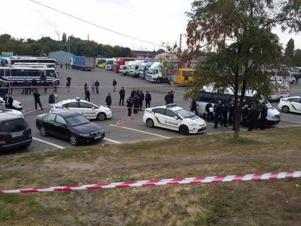 В Днепре нарушитель ПДД нагло убил патрульного