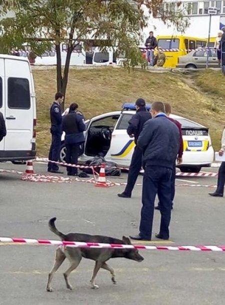 У Дніпрі порушник ПДР нахабно вбив патрульного