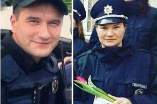 У загиблого патрульного лишилася трирічна донечка. Деканоідзе розповіла про вбитих поліцейських