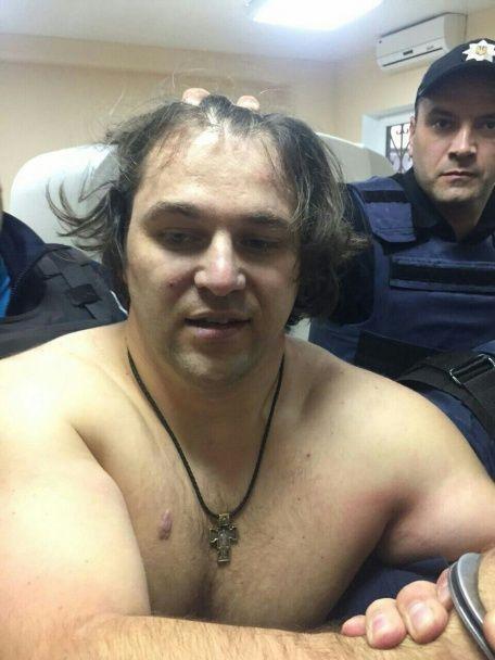 У Дніпрі затримали вбивцю патрульних поліцейських