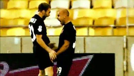 Евгений Опанасенко забил самый красивый гол 8 тура