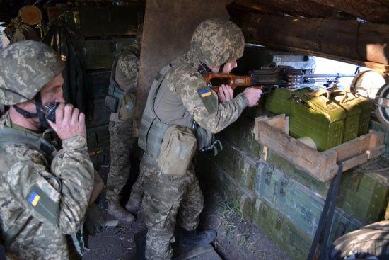 На Донбасі поранені ще четверо українських бійців. Хроніка АТО