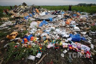 Порошенко напомнил миру, кто ответственен за уничтожение рейса MH17