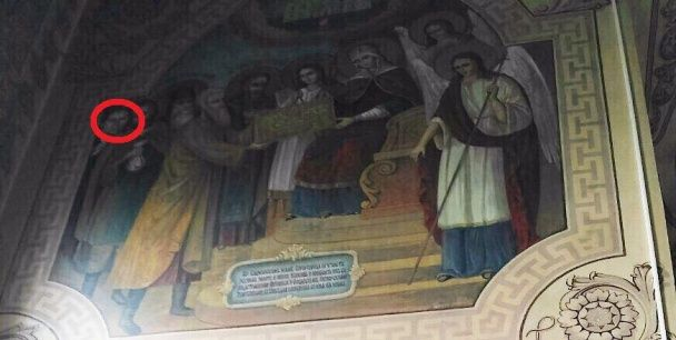 """""""Людські збочення безмежні"""": екс-глава миколаївського порту помістив себе на ікону"""