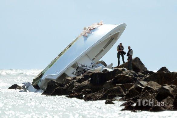 Хосе Фернандес яхта