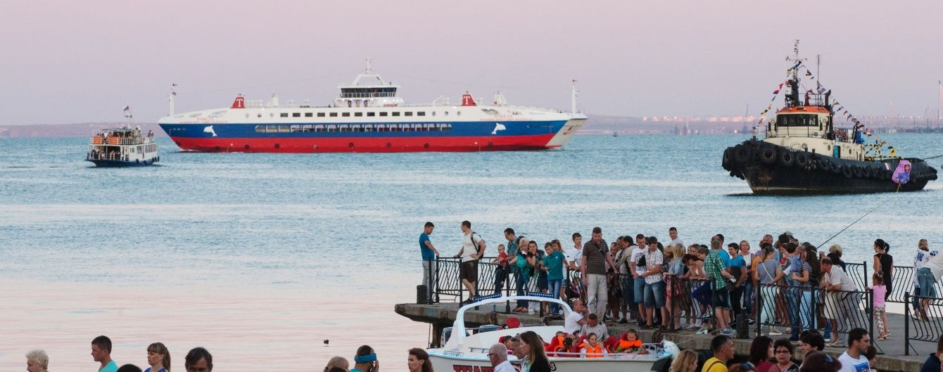 Україна подасть позов проти Росії до суду ООН з морського права