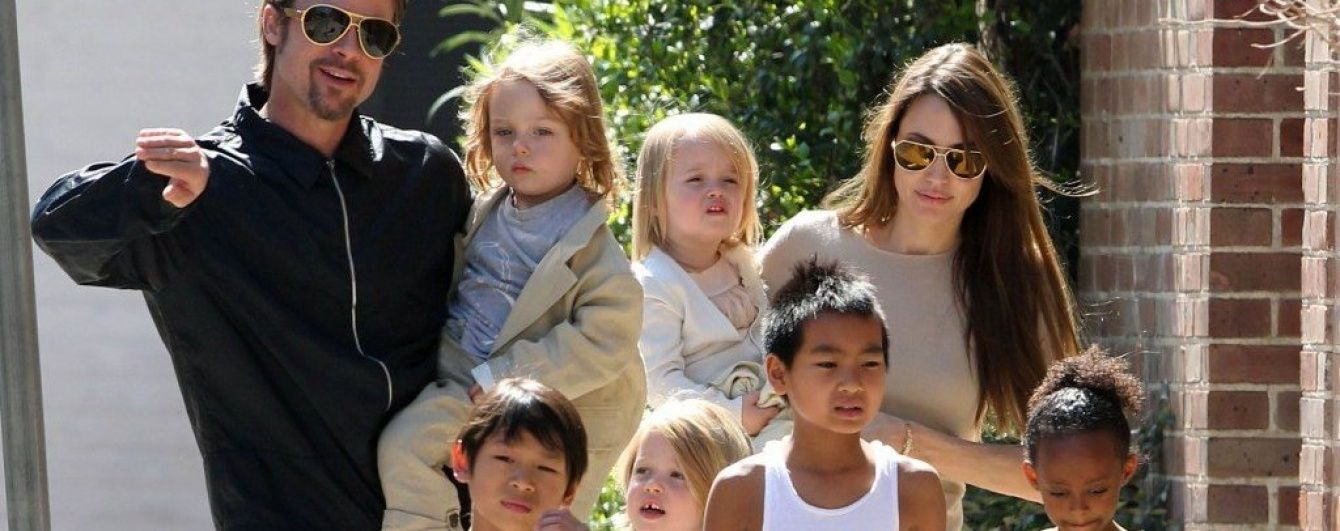Анджеліна Джолі блокує всі повідомлення і дзвінки Бреда Пітта