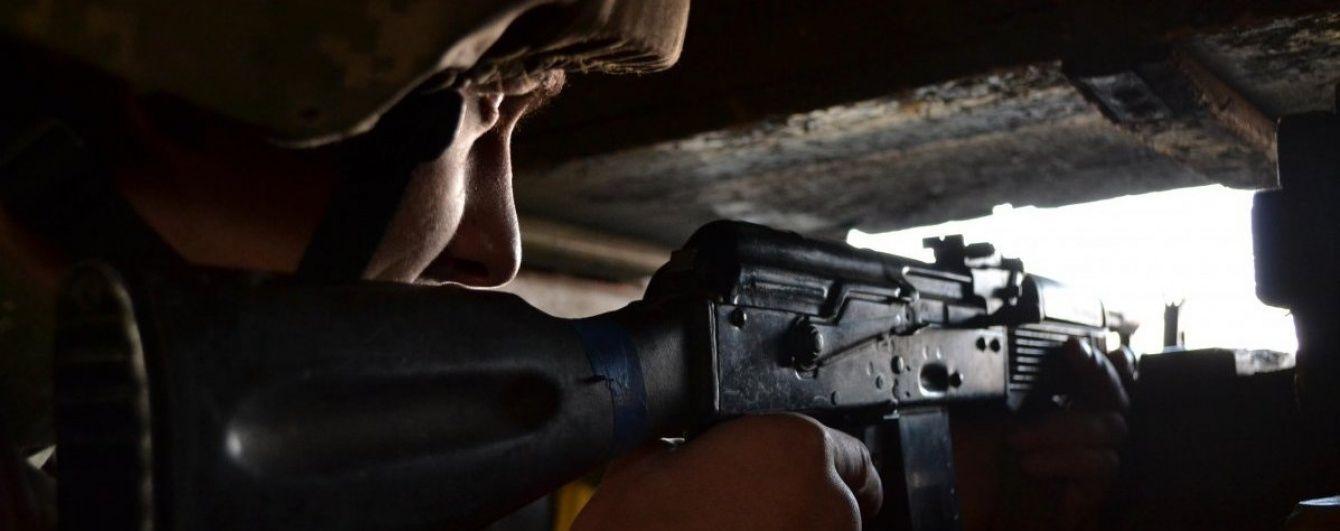 Бойовики 13 разів гатили по українських військових. Хроніка АТО