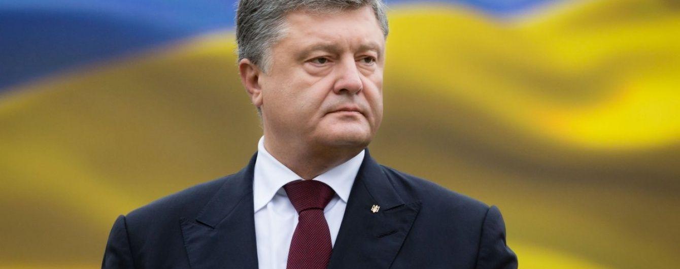 Порошенко позитивно відгукнувся про схвалення резолюцій ПАРЄ щодо України