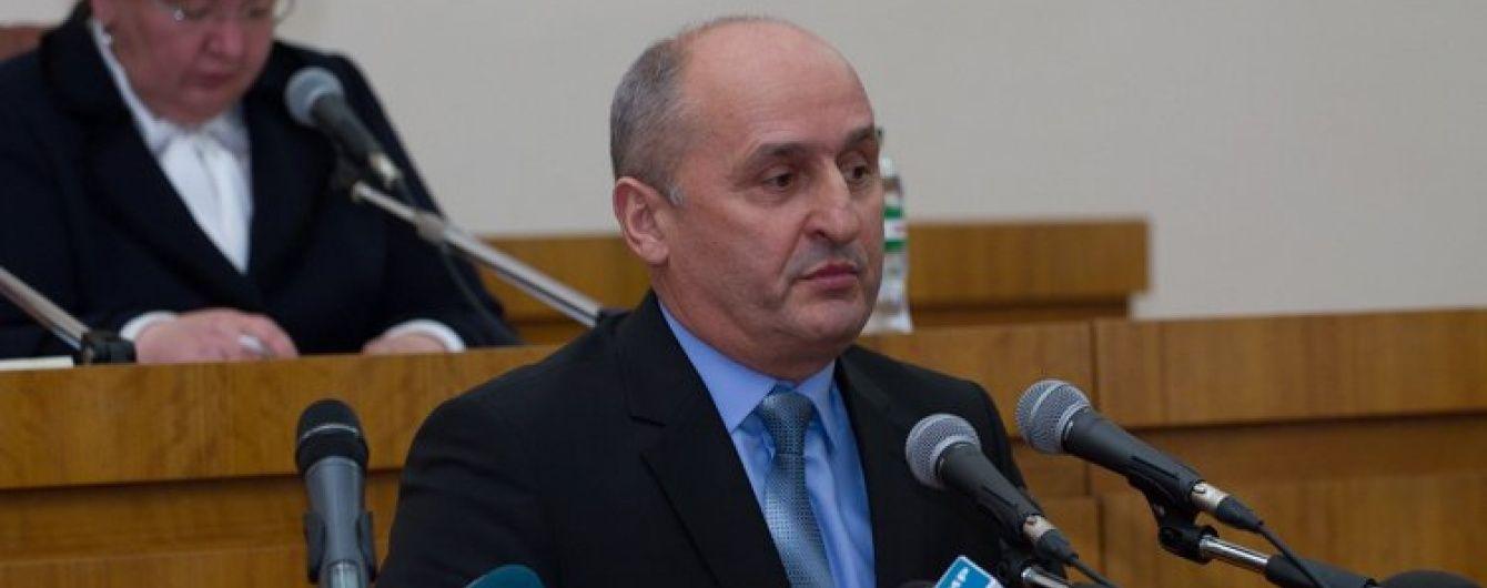 Новим головою Житомирської облради став член пропрезидентської фракції