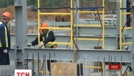 РФ завершує будівництво військової бази за сто кілометрів від кордону з Україною
