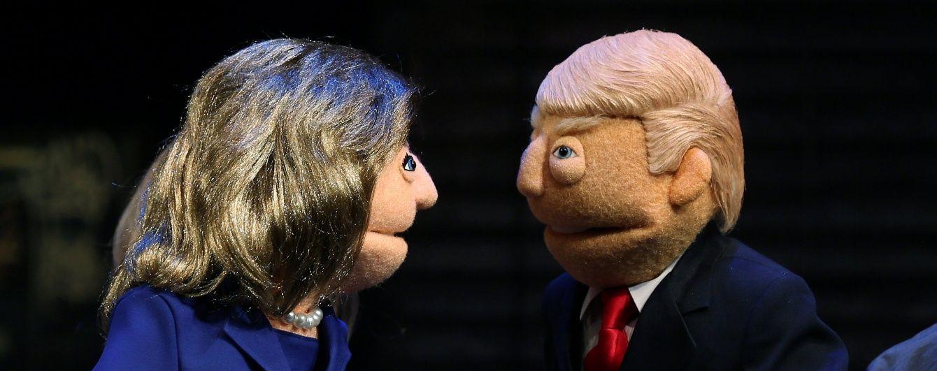 На билетах на дебаты ошиблись в имени Хиллари Клинтон