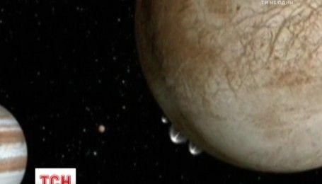 На спутнике Юпитера может находиться океан