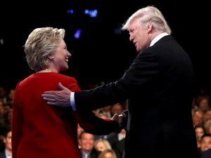 Трамп VS Клінтон – 1:0