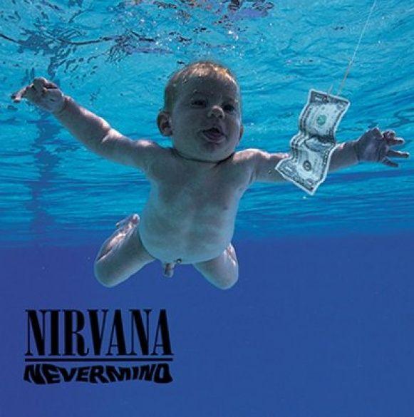 Обкладинка альбому Nirvana