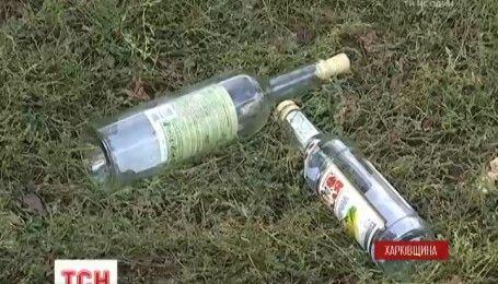 На Харьковщине снова погибли люди от отравления алкоголем